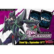 Cardfight Vanguard TCG: Ren Suzugamori V-Trial Deck 04