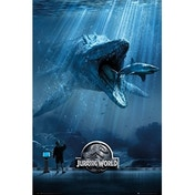 Jurassic World Mosa One Sheet Maxi Poster