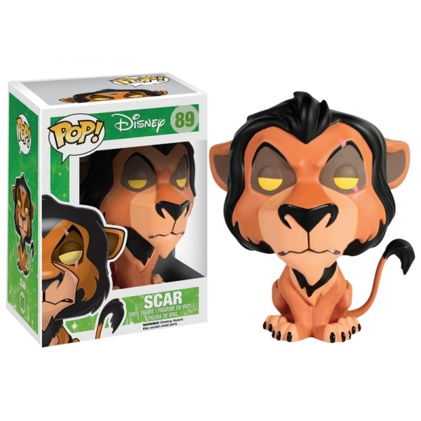 Scar (Disney Lion King) Funko Pop! Vinyl Figure