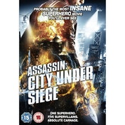 Assassin - City Under Siege DVD