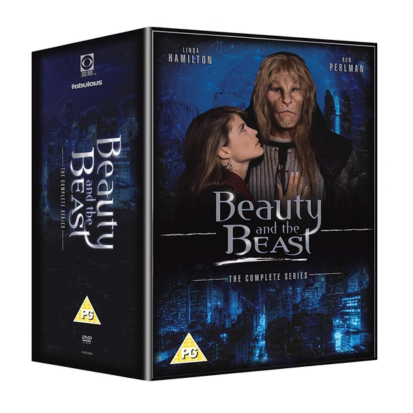 Beauty and the Beast - Complete Series DVD 16-Disc Set Box Set