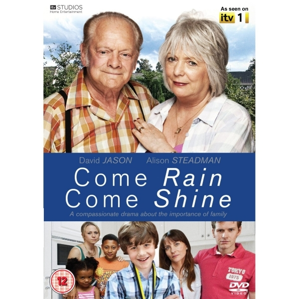 Come Rain Come Shine DVD