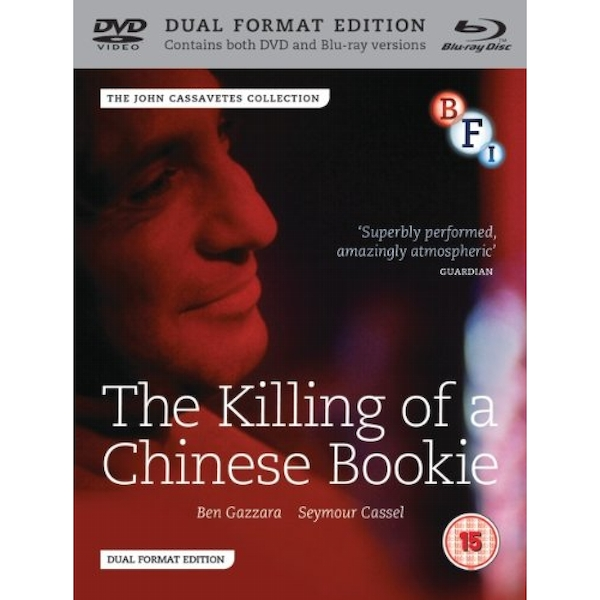 The Killing of a Chinese Bookie (DVD   Blu-ray)