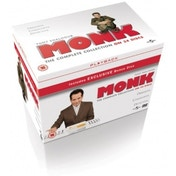 Monk: Complete Box Set DVD