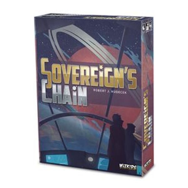 Sovereign's Chain Card Game