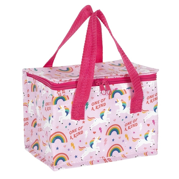 One of a Kind Rainbow Lunch bag