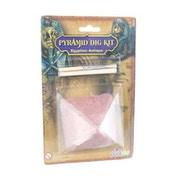 Egyptian Pyramid (Pack Of 6) Excavation Dig it Out Kit