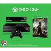 Xbox One Console with Dead Rising 3