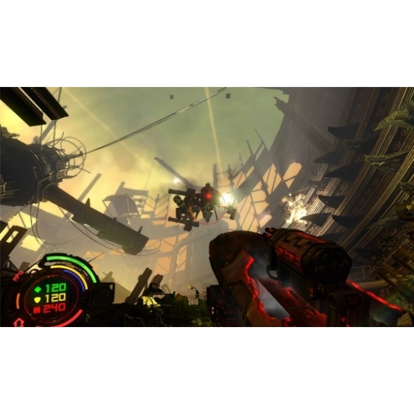 Hard Reset Extended Edition Game PC - Image 2