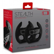 Stealth Nintendo Switch Joy-Con Racing Wheel Twin Pack
