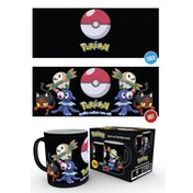 Pokemon Catch Them All Heat Change Mug