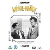 Laurel & Hardy: Family Feuds DVD