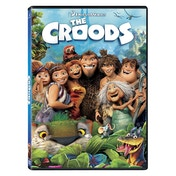 The Croods (2013) DVD
