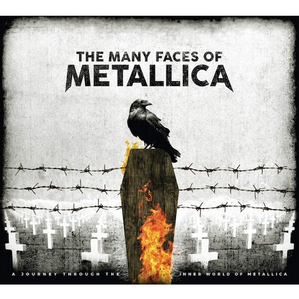 Various ‎- The Many Faces Of Metallica (A Journey Through The Inner World Of Metallica) CD