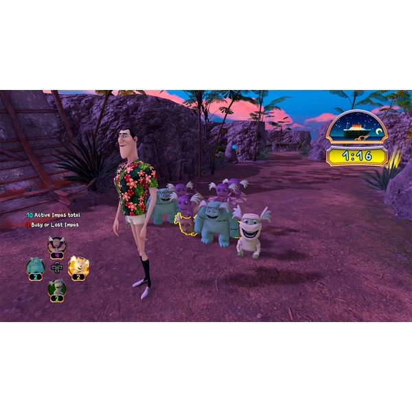 Hotel Transylvania 3 Monsters Overboard PS4 Game - Image 5