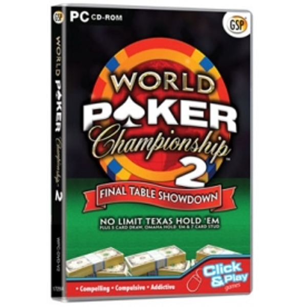 World Poker Championship 2 Game PC