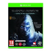 Middle-Earth Shadow of Mordor Game Of The Year (GOTY) Xbox One Game