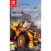 Construction Machines Simulator Nintendo Switch Game