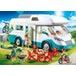 Playmobil Family Fun Toy Camper Van with Furniture - Image 2