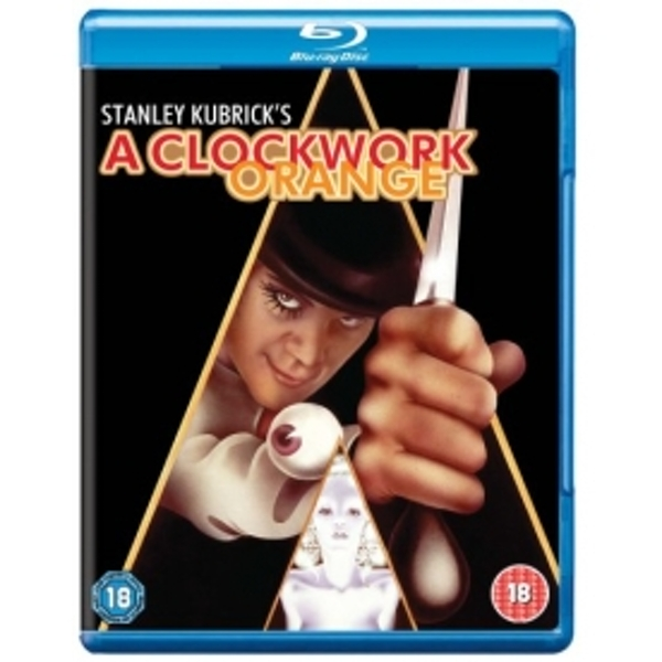 Clockwork Orange Blu-ray