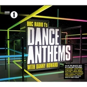 BBC Radio 1's Dance Anthems With Danny Howard CD