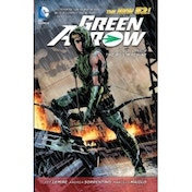 Green Arrow Volume 4 The Kill Machine TP The New 52