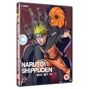 Naruto Shippuden Box Set 17 (Episodes 206-218) DVD