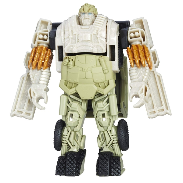 Transformers The Last Knight 1-Step Turbo Changer Autobot Hound