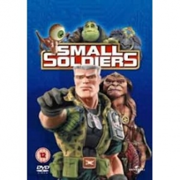 Small Soldiers DVD