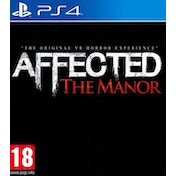 Affected The Manor PS4 Game (PSVR Required)