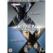 X-Men and X2 2 disc doublepack DVD