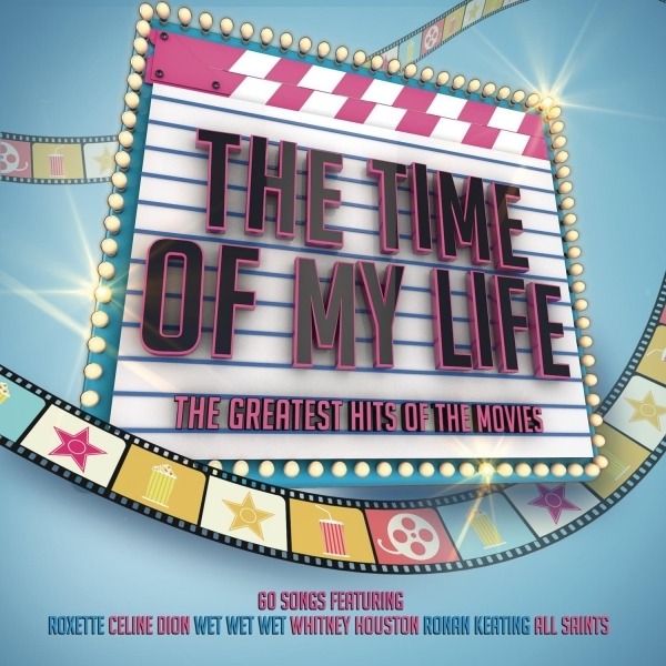 The Time Of My Life CD - Image 1