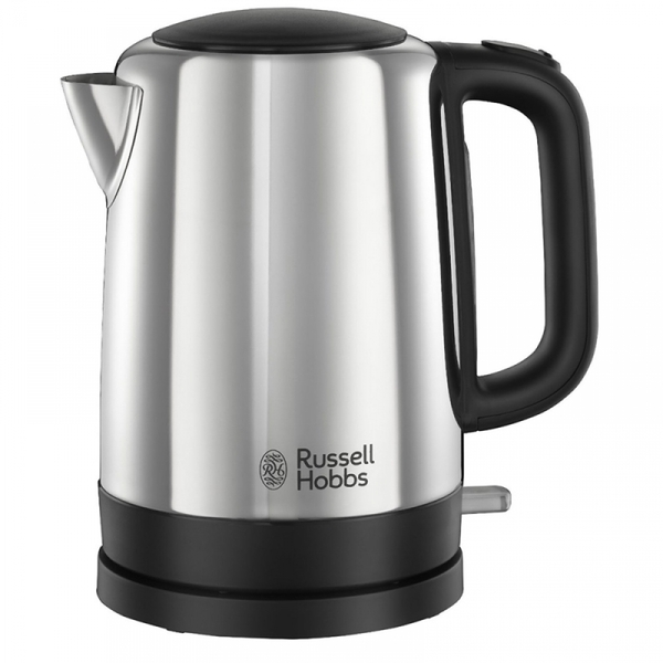 Russell Hobbs 20611 1.7L Cantebury Polished Steel Kettle 3000W UK Plug