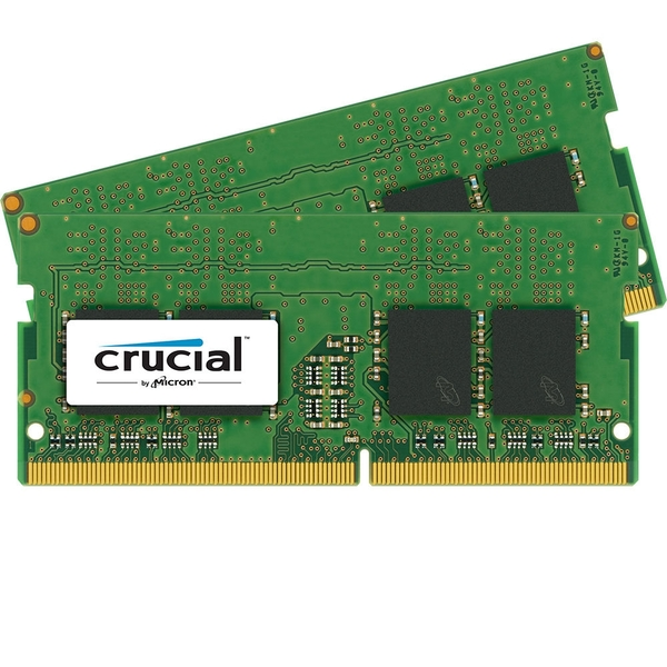 Crucial 8GB Kit (4GBx2) DDR4 2400 MT/s - Image 1