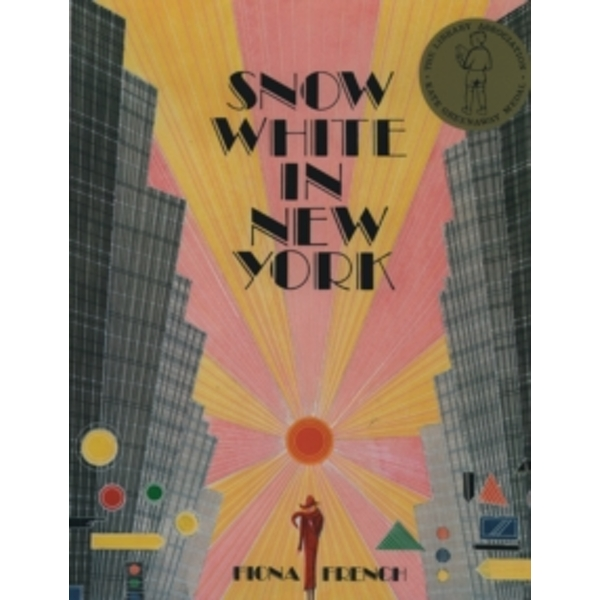 Snow White in New York by Fiona French (Paperback, 1989)