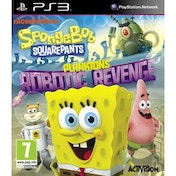 Spongebob Squarepants Planktons Robotic Revenge Game PS3
