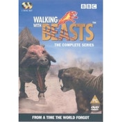 Walking With Beasts Complete BBC Series DVD