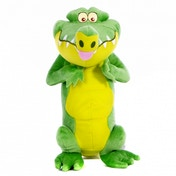Jake and the Neverland Pirates - Tick Tock 10 Inch Soft Toy