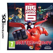 Disney Big Hero 6 Battle in the Bay DS Game