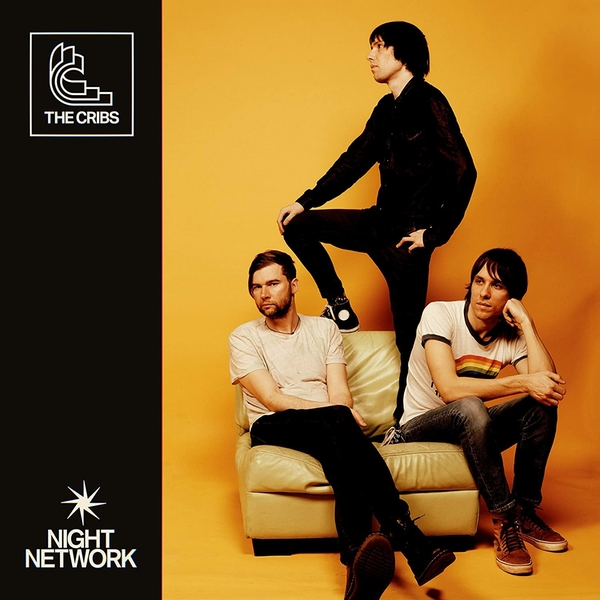 The Cribs ‎– Night Network Cassette