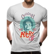 Elf - Angry Elf Men's X-Large T-Shirt - White