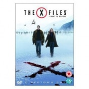 X-Files I Want To Believe Directors Cut DVD