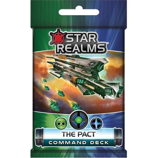 Star Realms The Pact Command Deck