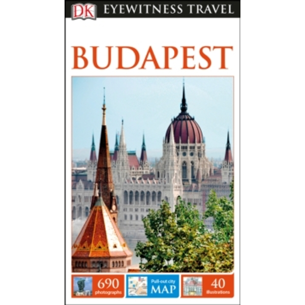DK Eyewitness Travel Guide Budapest by DK (Paperback, 2017)
