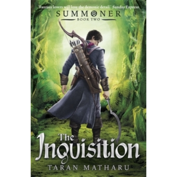 Summoner: The Inquisition : Book 2