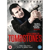 A Walk Among the Tombstones DVD