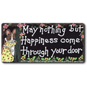 May Nothing But Smiley Magnet Pack Of 12