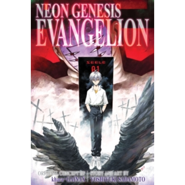 Neon Genesis Evangelion 3-in-1 Edition, Vol. 4 : Includes vols. 10, 11 & 12 : 4