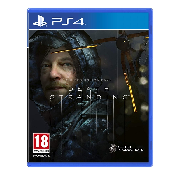 Death Stranding PS4 Game - Image 1