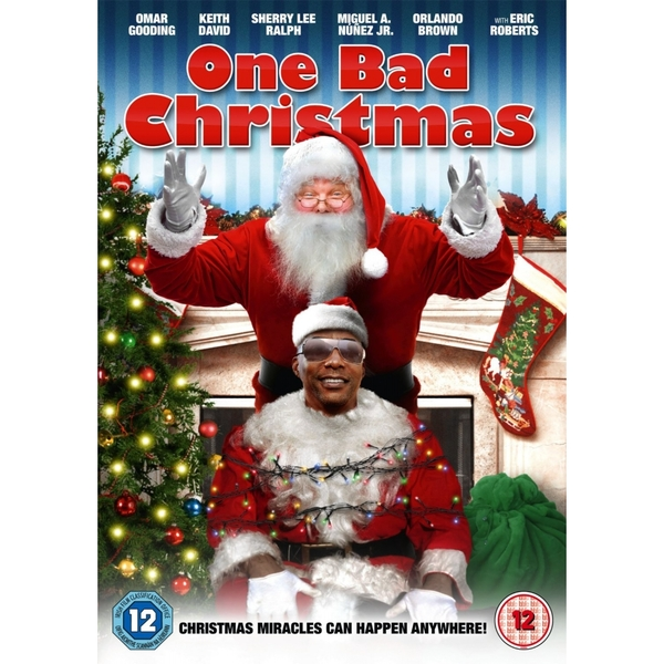 One Bad Christmas DVD